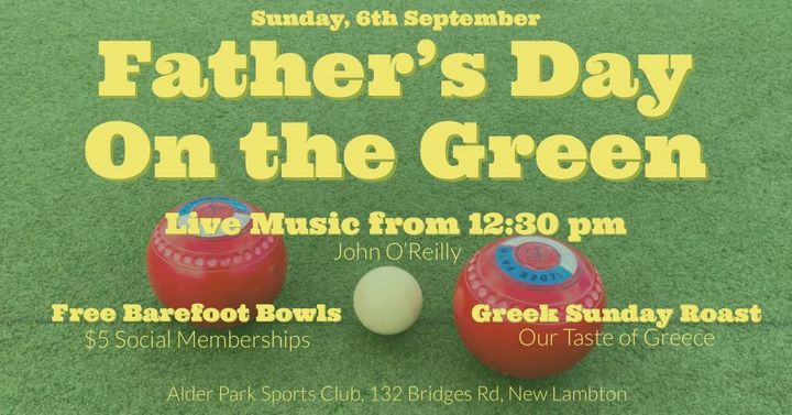 Father's Day on the Green