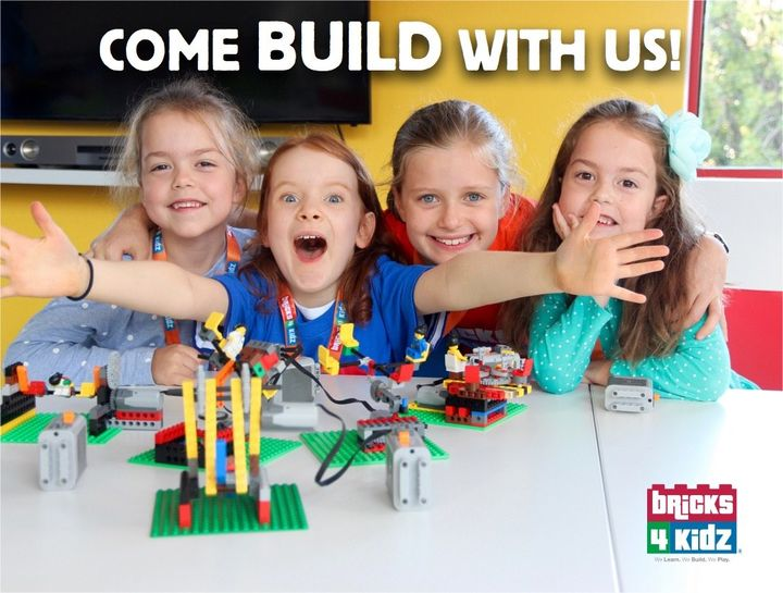 Spring School Holiday Workshops with LEGO®!