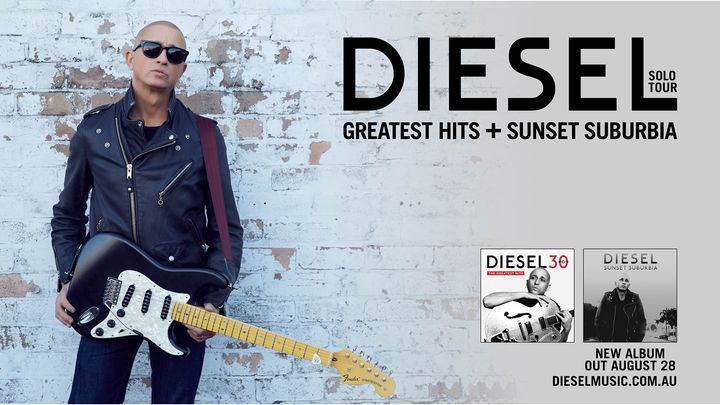 Diesel 'Greatest Hits & Sunset Suburbia' Solo Tour Rescheduled