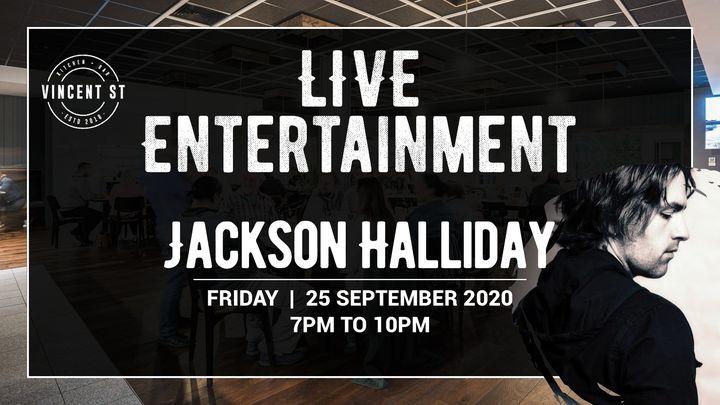 Jackson Halliday – LIVE