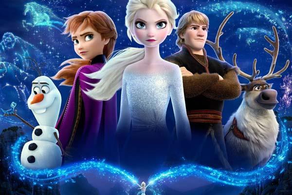 Civic Cinema: Frozen 2 (2019)