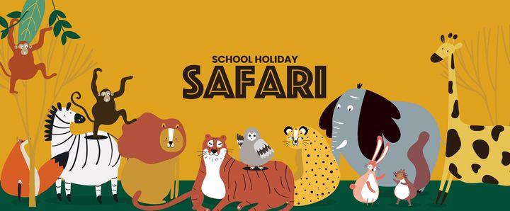 Safari Hunt at Jesmond Central