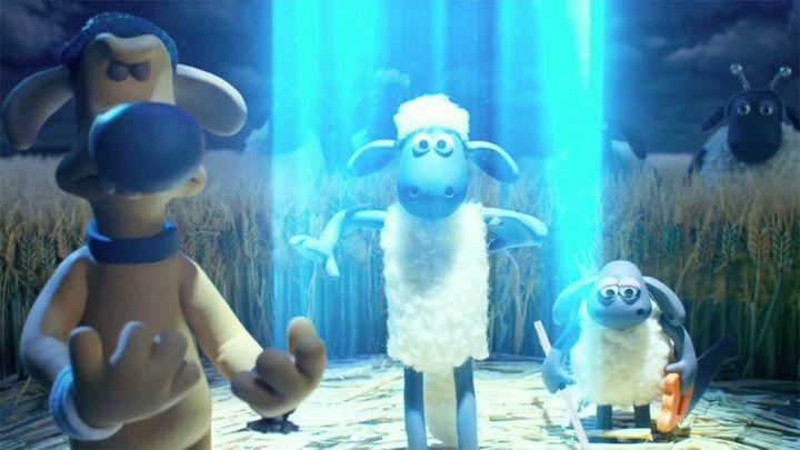 Civic Cinema: A Shaun the Sheep Movie: Farmageddon