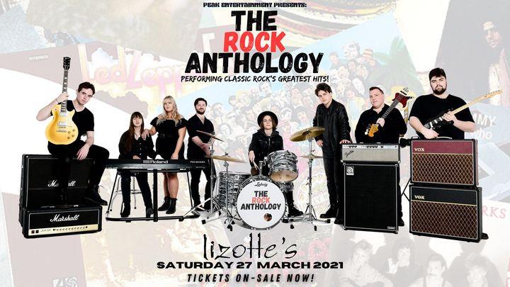 The Rock Anthology – Lizottes Newcastle