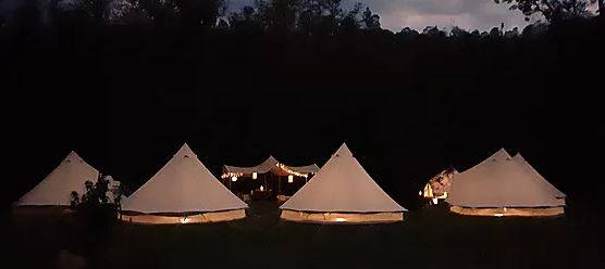 Luxury 4wd Glamping tour with wine tasting!