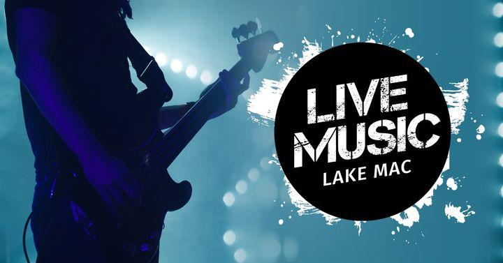 LIVE MUSIC LAKE MAC: Steve Balbi
