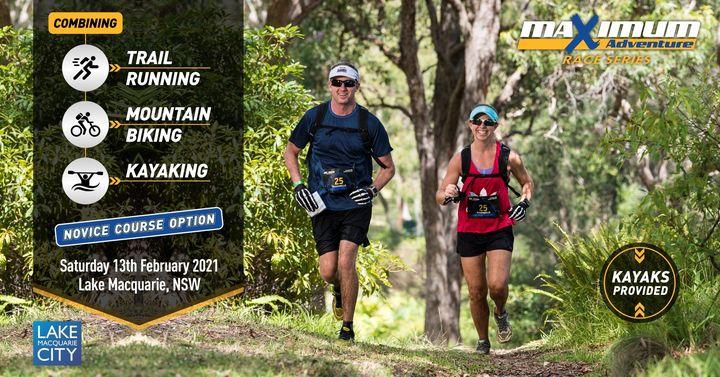 Adventure Race Lake Macquarie NSW 2021