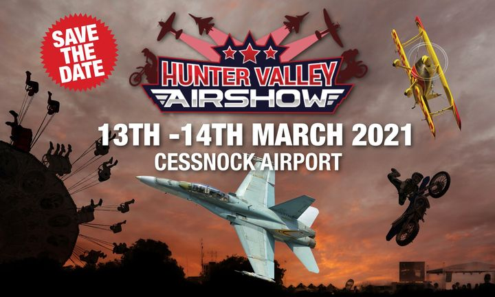 Hunter Valley Airshow 2021