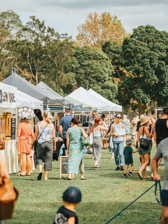 CHRISTMAS MARKET – SPEERS POINT PARK