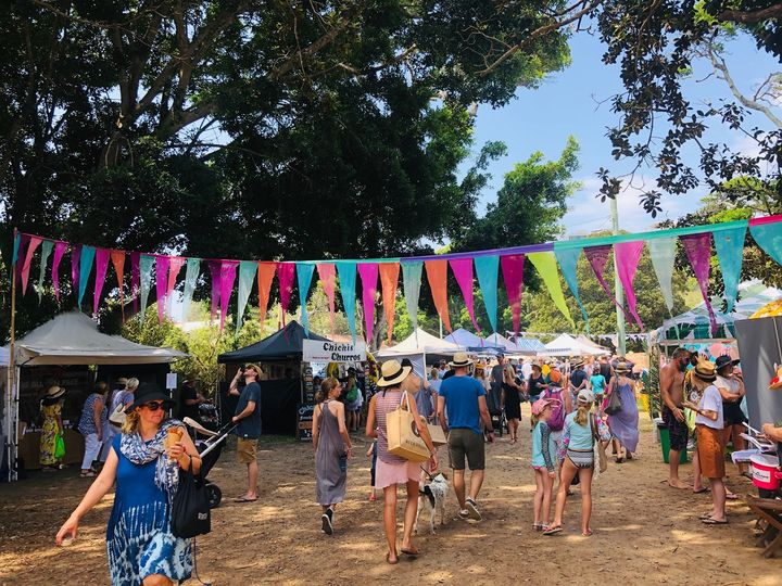 Avoca Beachside Markets January 2021