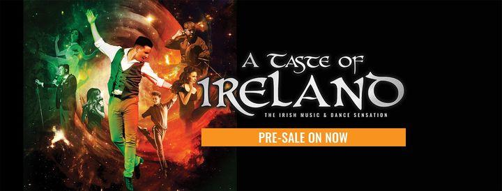A Taste of Ireland – Newcastle Civic Theatre