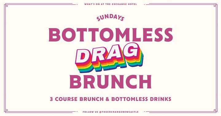 Bottomless Drag Brunch