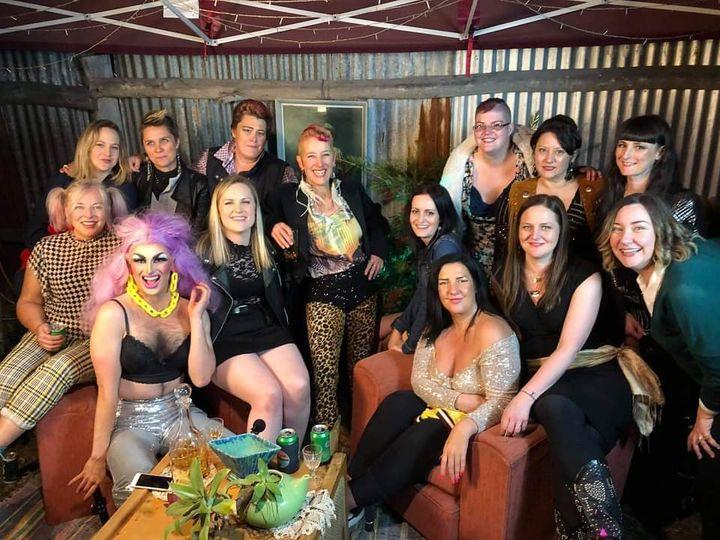 Huntress A Tribute to Women in Music