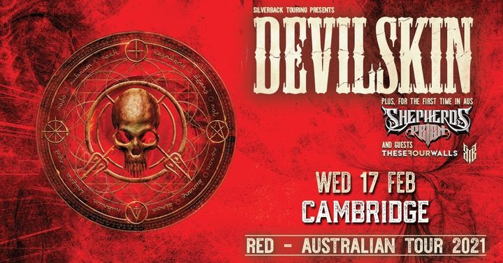 Devilskin – Live in Newcastle