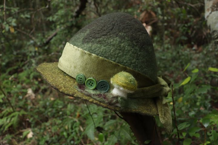 Felting Workshop – Make your own felt hat