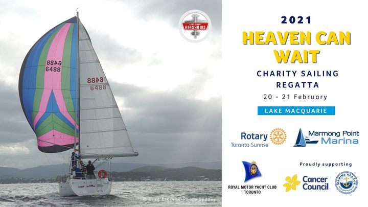 Heaven Can Wait Charity Sailing Regatta