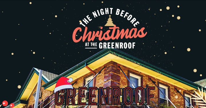 Christmas Eve at The Greenroof