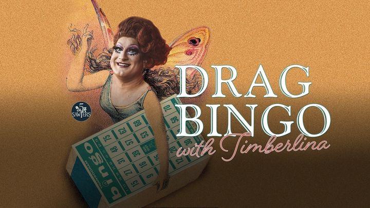 Drag Bingo With Timberlina