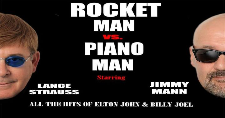 Rocket Man vs Piano Man