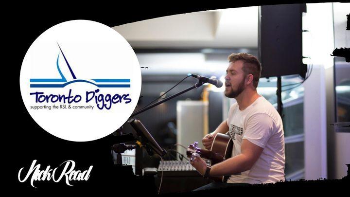 Nick Read LIVE at Toronto Diggers