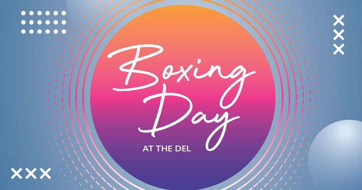 Boxing Day at The Del
