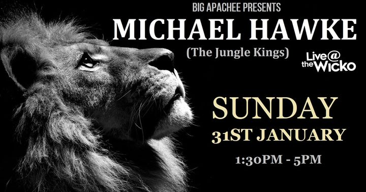 Michael Hawke – Live@TheWicko