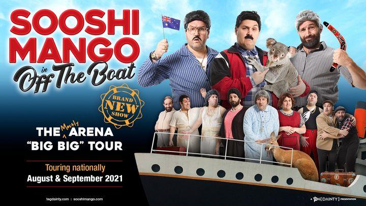 Sooshi Mango: Off The Boat [Newcastle]