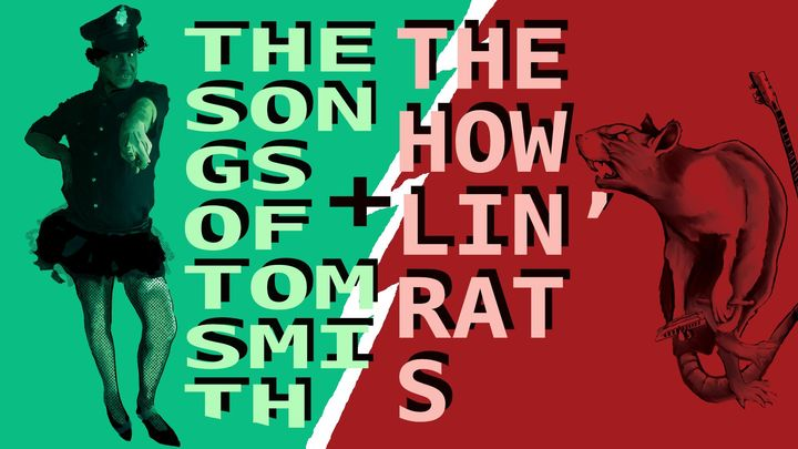 The Songs Of Tom Smith & The Howlin' Rats at The Hamo