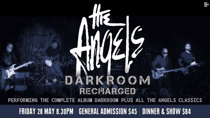 The Angels Darkroom Tour