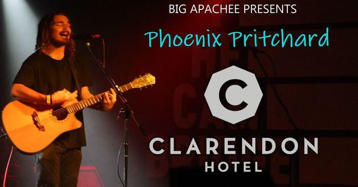 Phoenix Pritchard –  Clarendon Hotel
