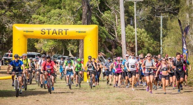 Maximum Adventure Race Series: Lake Macquarie