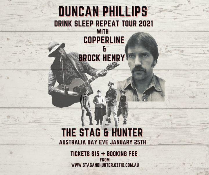Duncan Phillips #LiveAtTheStagAndHunter