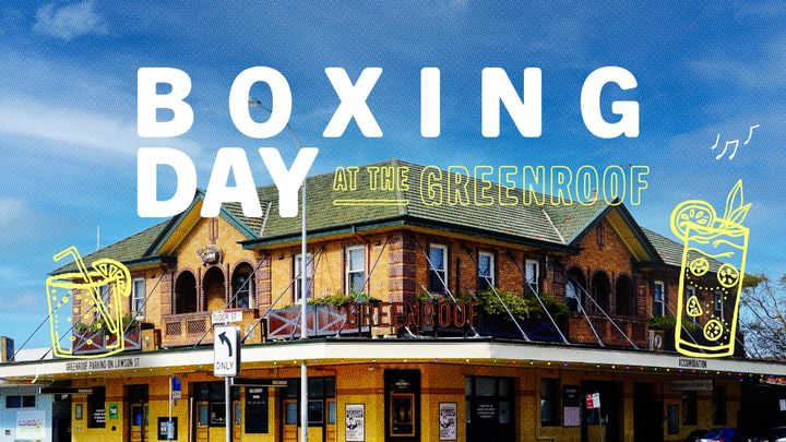 Boxing Day at The Greenroof