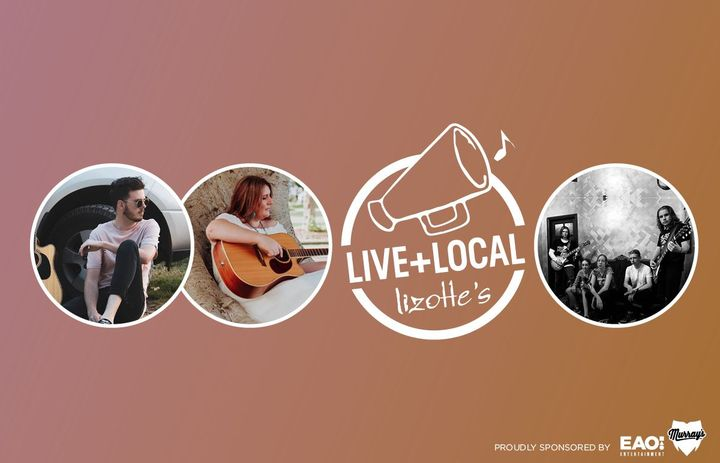 Live N Local feat: Sandy Louise, Jesse Morrison, Synergy