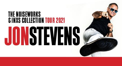JON STEVENS – THE NOISEWORKS & INXS COLLECTION.