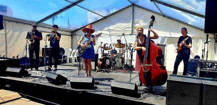 SUMMER SESSIONS – Bonnie Kay & The Bonafides