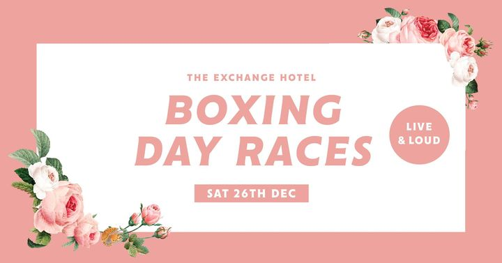 Boxing Day at The Exchange