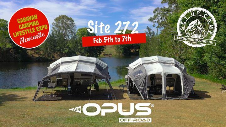 Newcastle Caravan, Camping, Lifestyle Expo