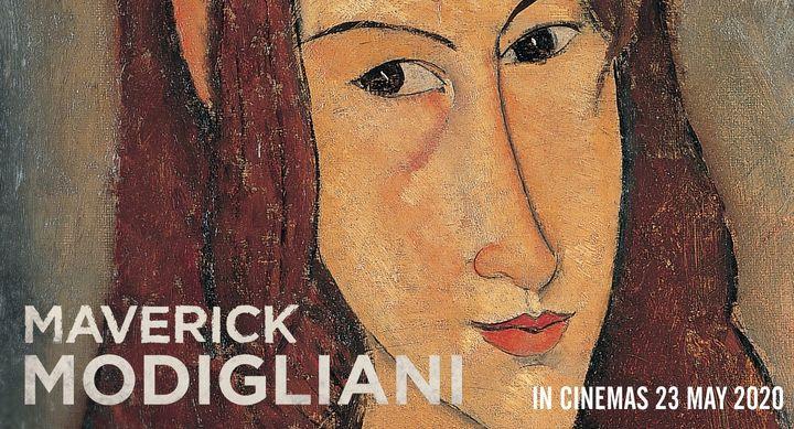 Civic Cinema: Art on Screen – Maverick Modigliani