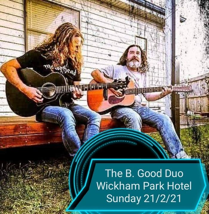 B.Good Duo @ Wickham Park Hotel