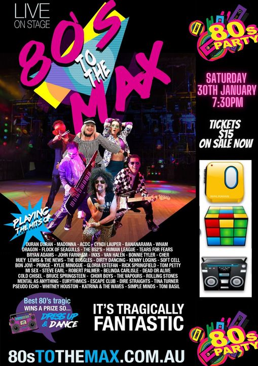 80's To The Max