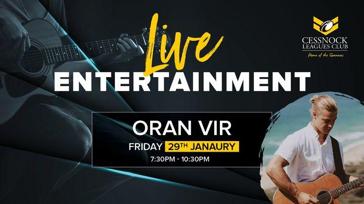 Oran Vir – LIVE