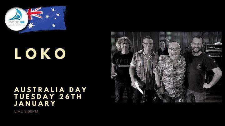 Australia Day LOKO