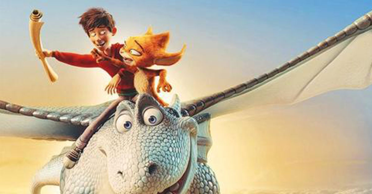 EVENT CINEMA SCREENING: Dragon Rider