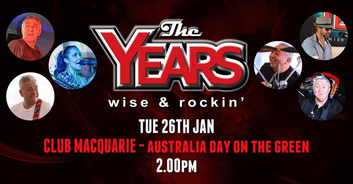 The Years at Club Macquarie – Australia Day on the Green