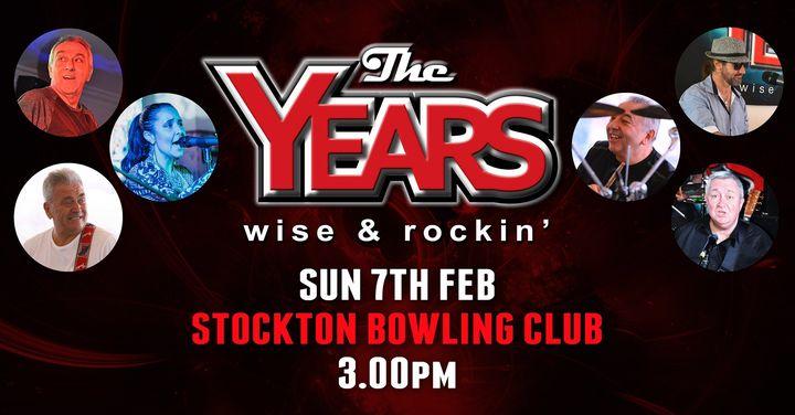 The Years at Stockton Bowling Club