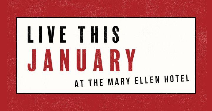 January Live Music