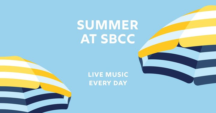 Live Music Every Day at SBCC