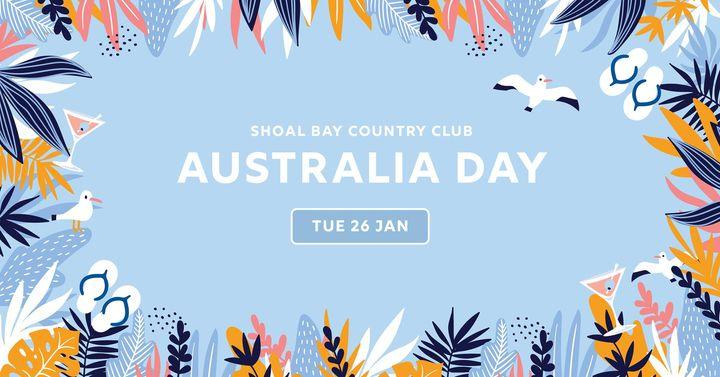Australia Day at The Bay
