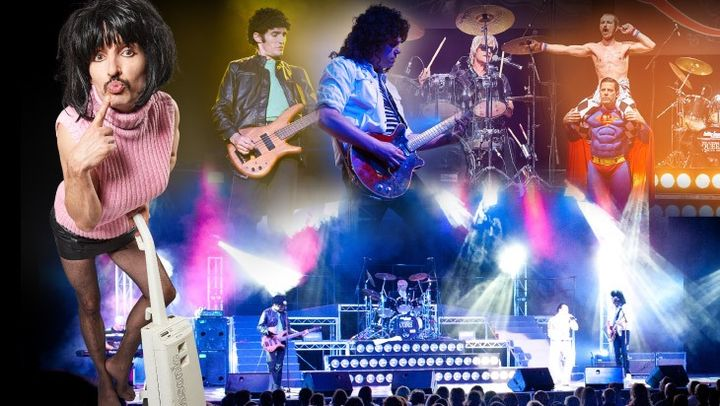 Queen Forever BREAK FREE Tour –  Newcastle!!